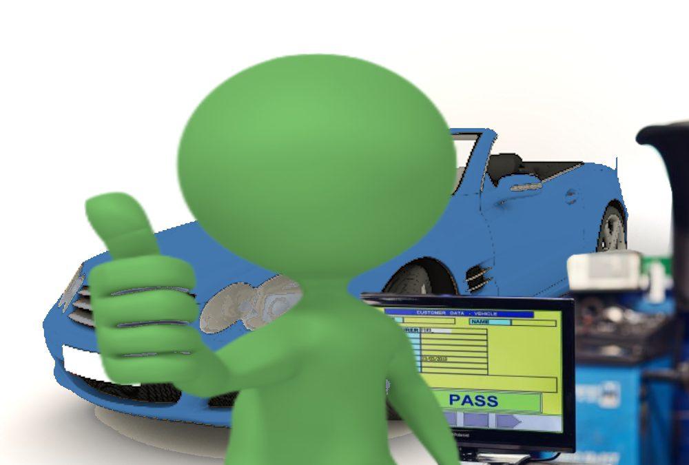 Quality Controlling an MOT Re-check